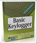 Basic Keylogger (PC Data Manager)
